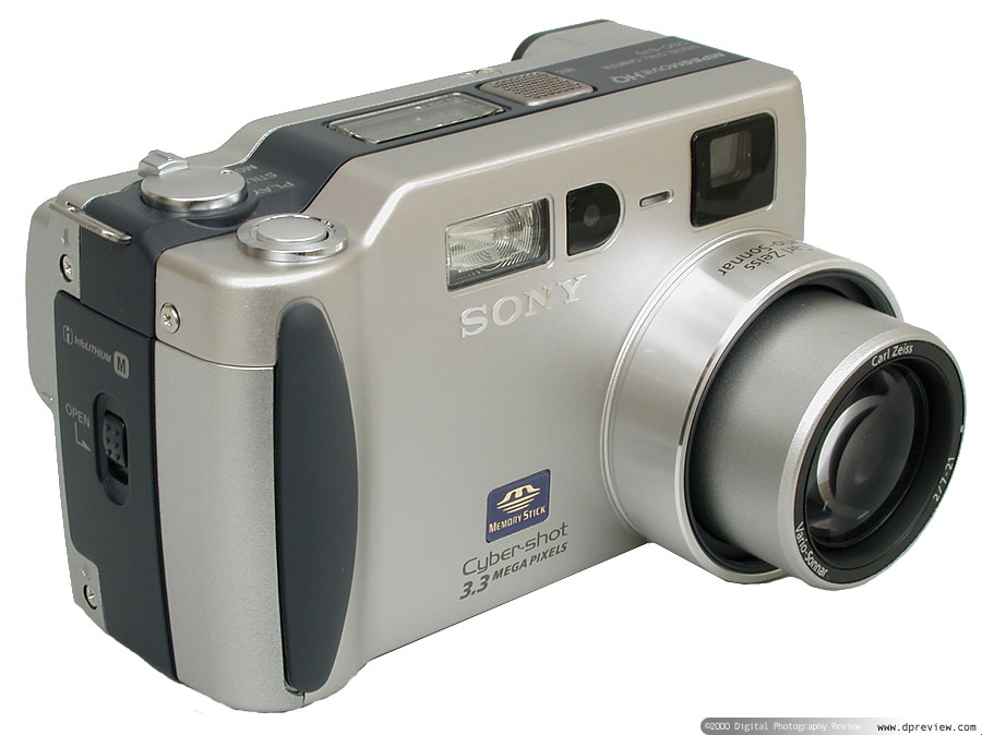 Sony Dsc S70 Review Digital Photography Review