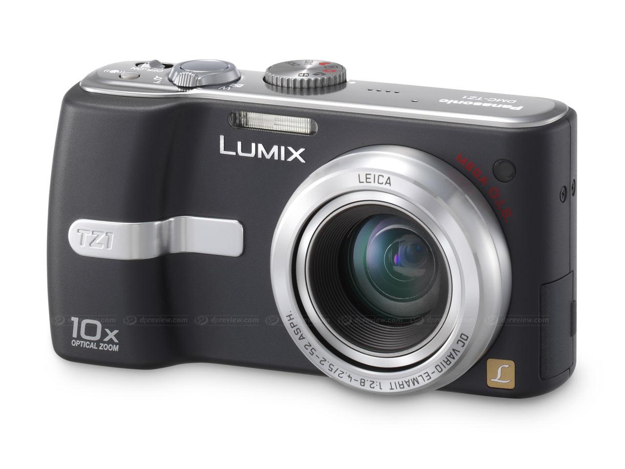 Panasonic Lumix DMC-TZ1 handleiding