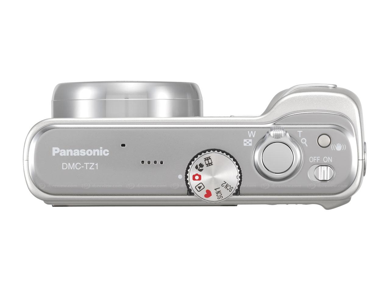 Panasonic DMC-TZ1 Review - Operation