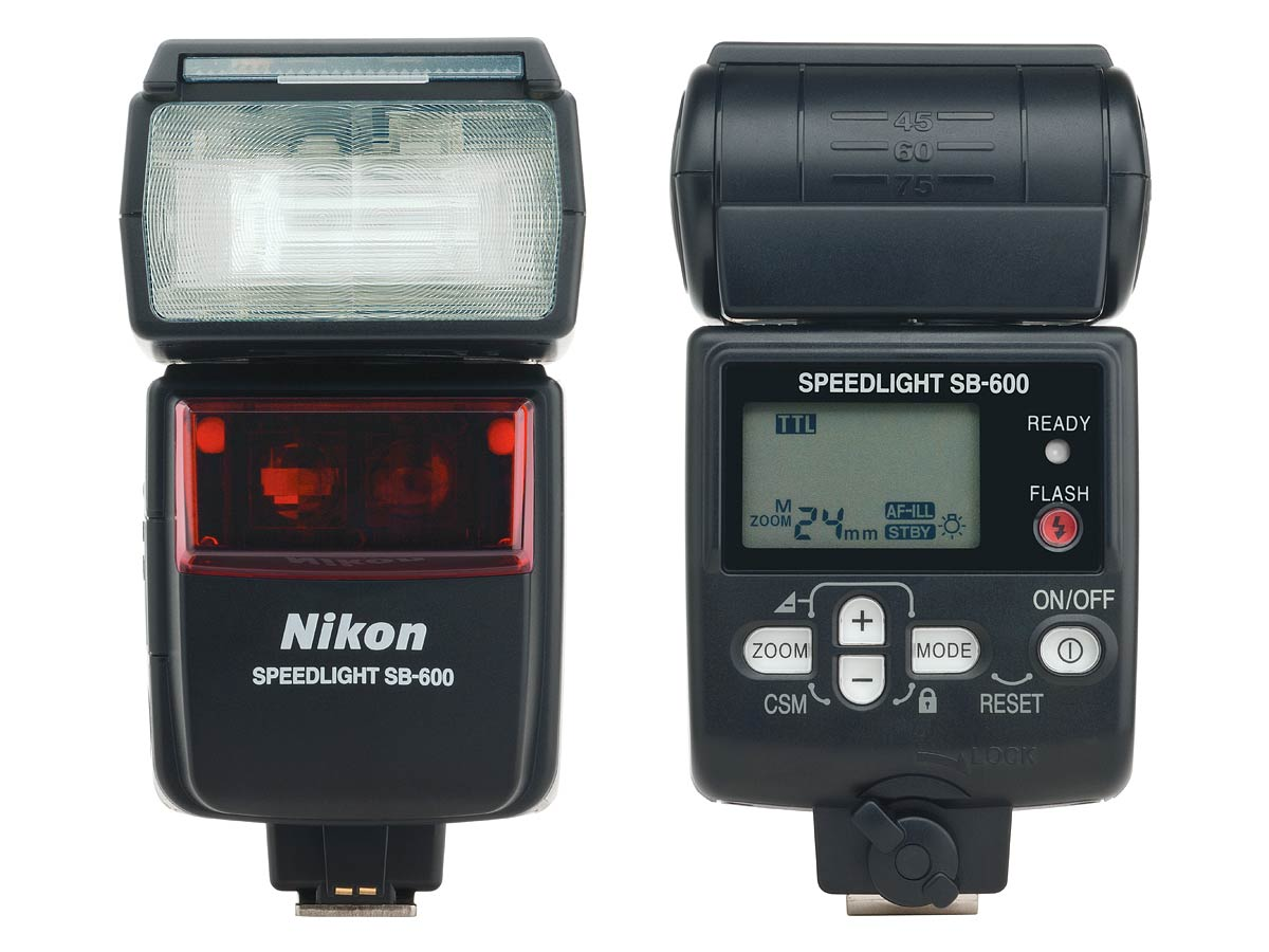 nikon speedlight sb 600 digital photography review rh dpreview com Nikon SB-600 Flash EAW SB -600