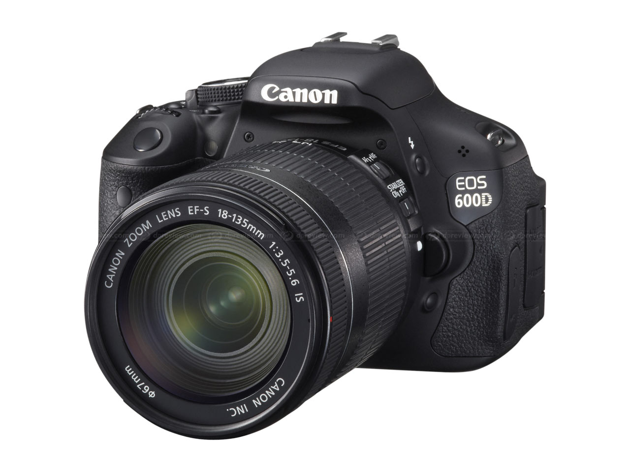 Capture every moment of your adventure with the new EOS 600D
