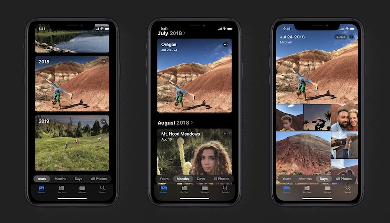 Apple announces new photo features and tools in iOS 13