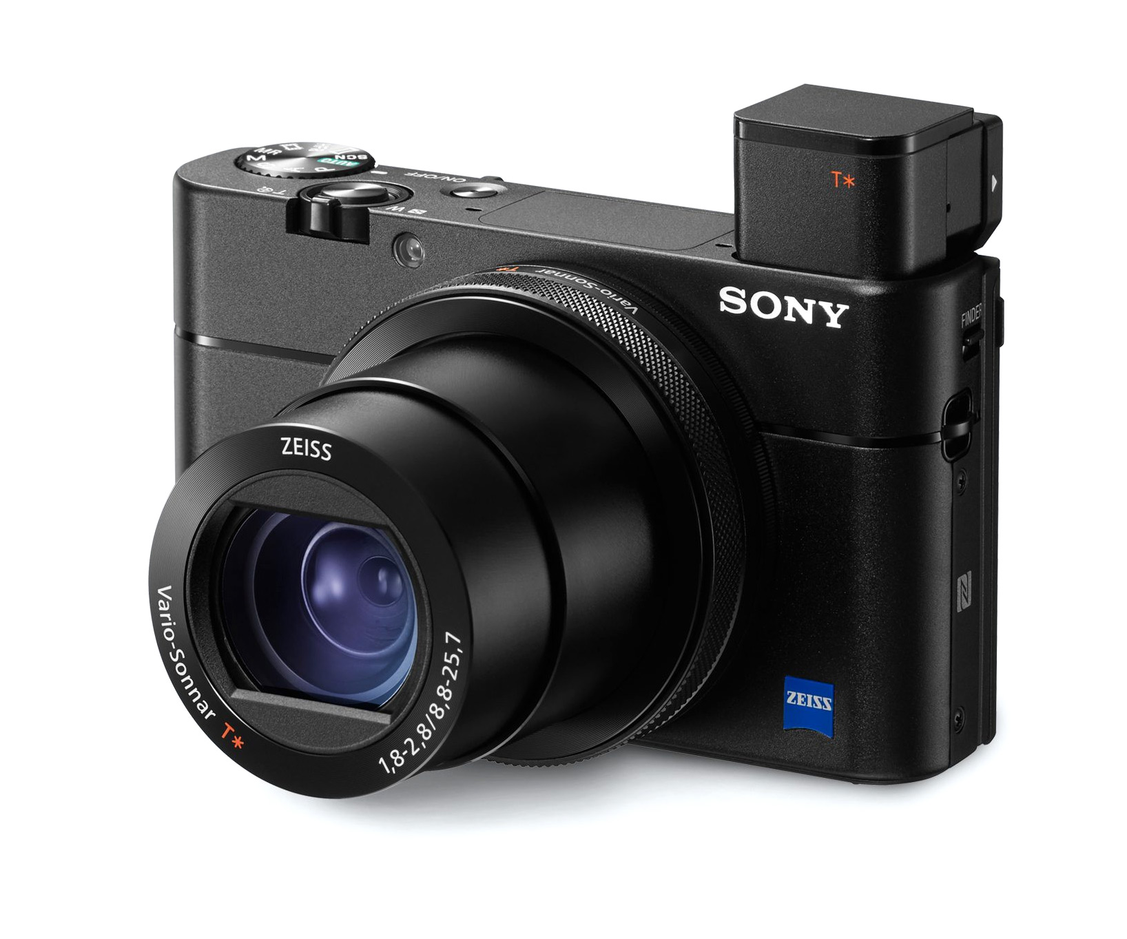 Sony replaces RX100 V with RX100 VA, bringing RX100 VI