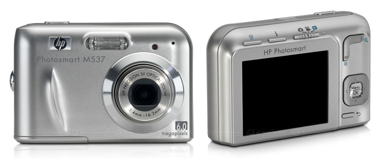 HP Photosmart M537: Digital Photography Review