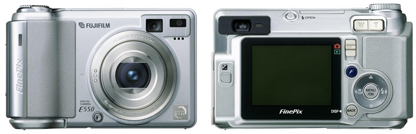 fujifilm finepix e550 zoom digital photography review rh dpreview com Fujifilm E550 Accessories FinePix E510