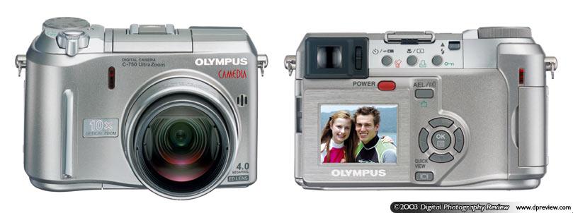 Drivers: OLYMPUS Digital Camera C-750