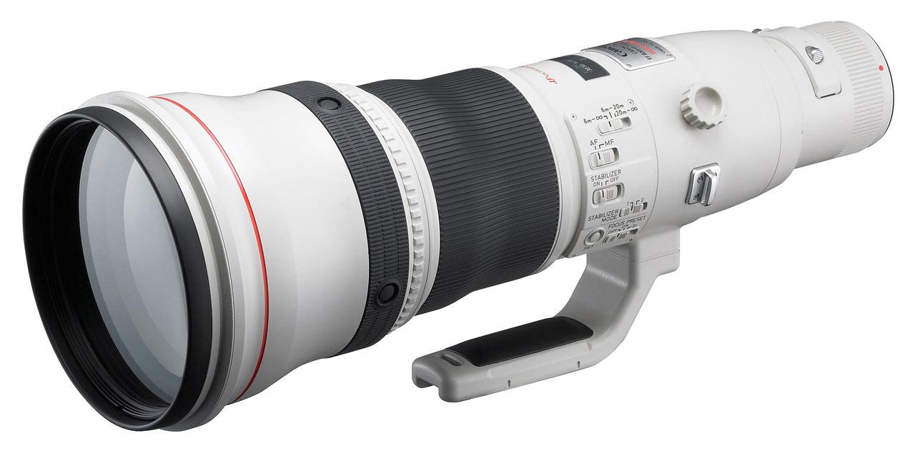 New Canon Superteles under development: Digital Photography