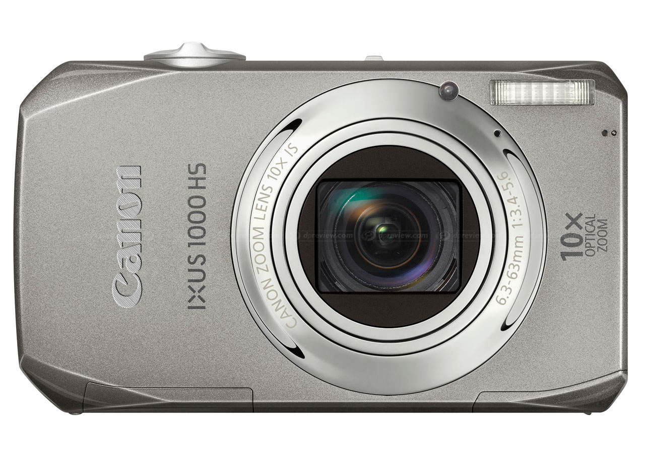 canon ixus 190 compact digital camera review