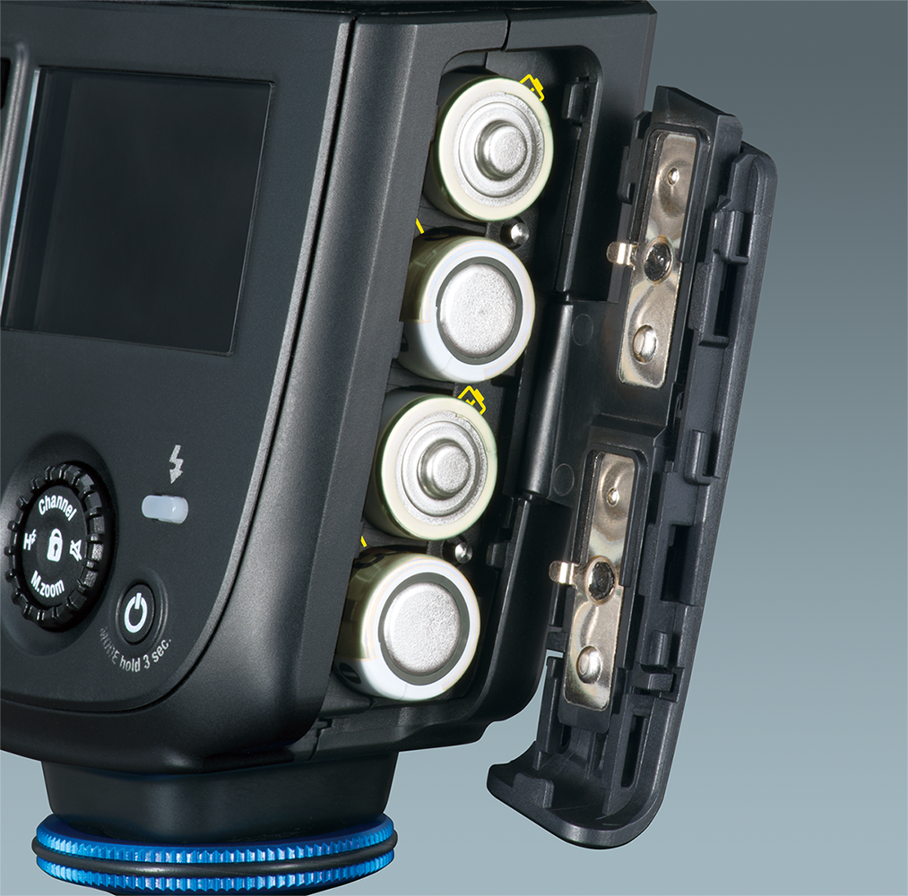 Nissin MG80 Pro flash announced with command/slave modes, modeling