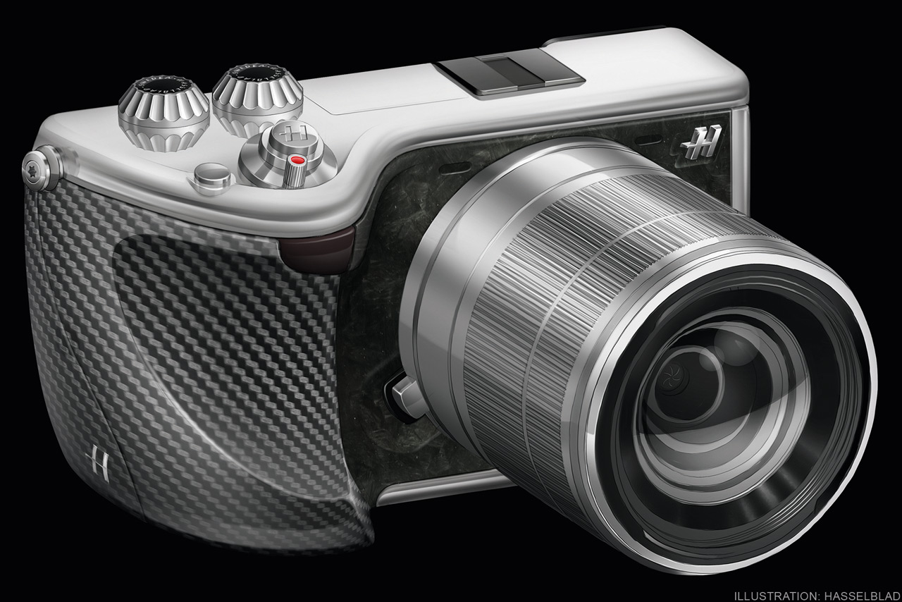 Hasselblad announces 24MP Lunar - an 'ultimate luxury' mirrorless ...