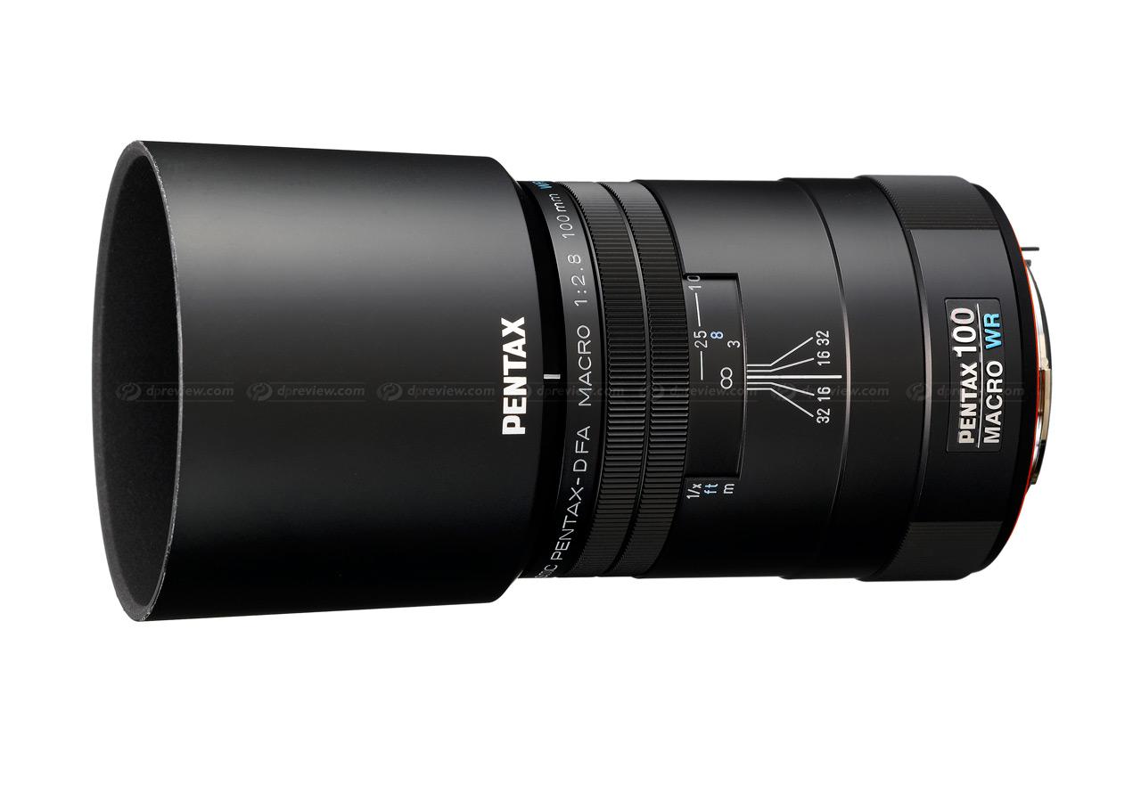 Pro Digital Lens Hood Flower Design for Pentax K-5 IIs 49mm