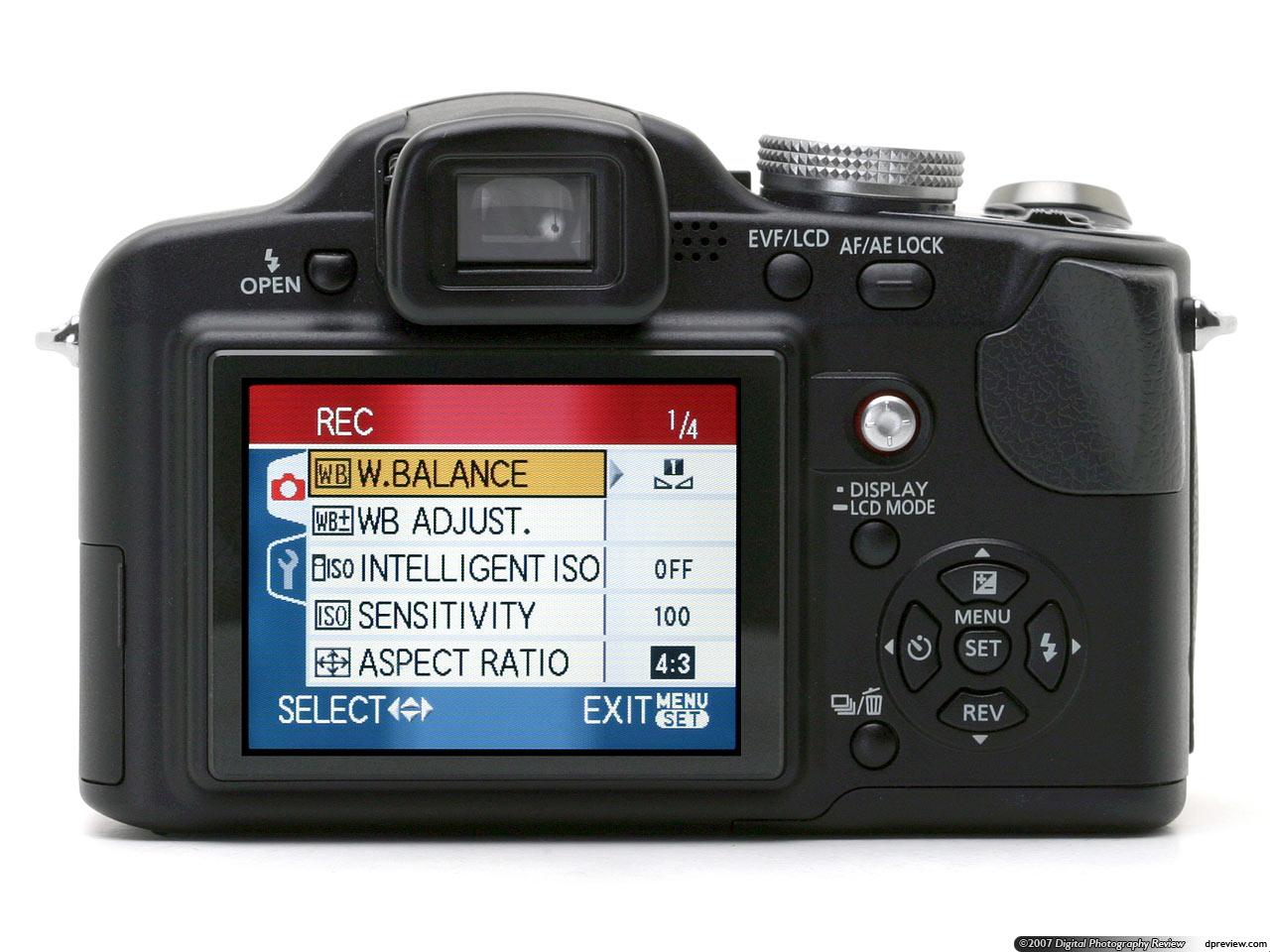 panasonic lumix dmc fz18 review digital photography review rh dpreview com
