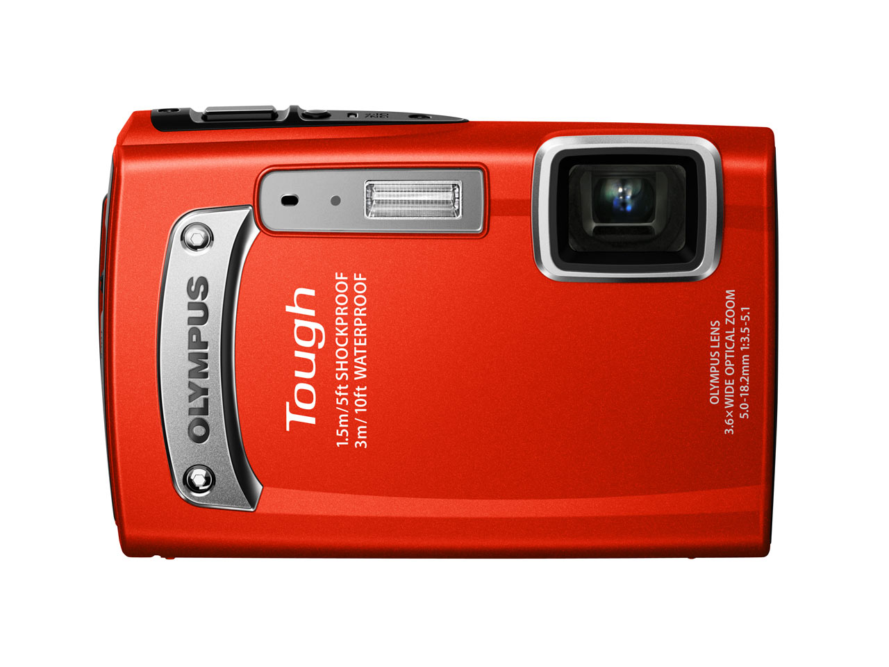 Olympus launches TG-320 rugged compact: Digital Photography