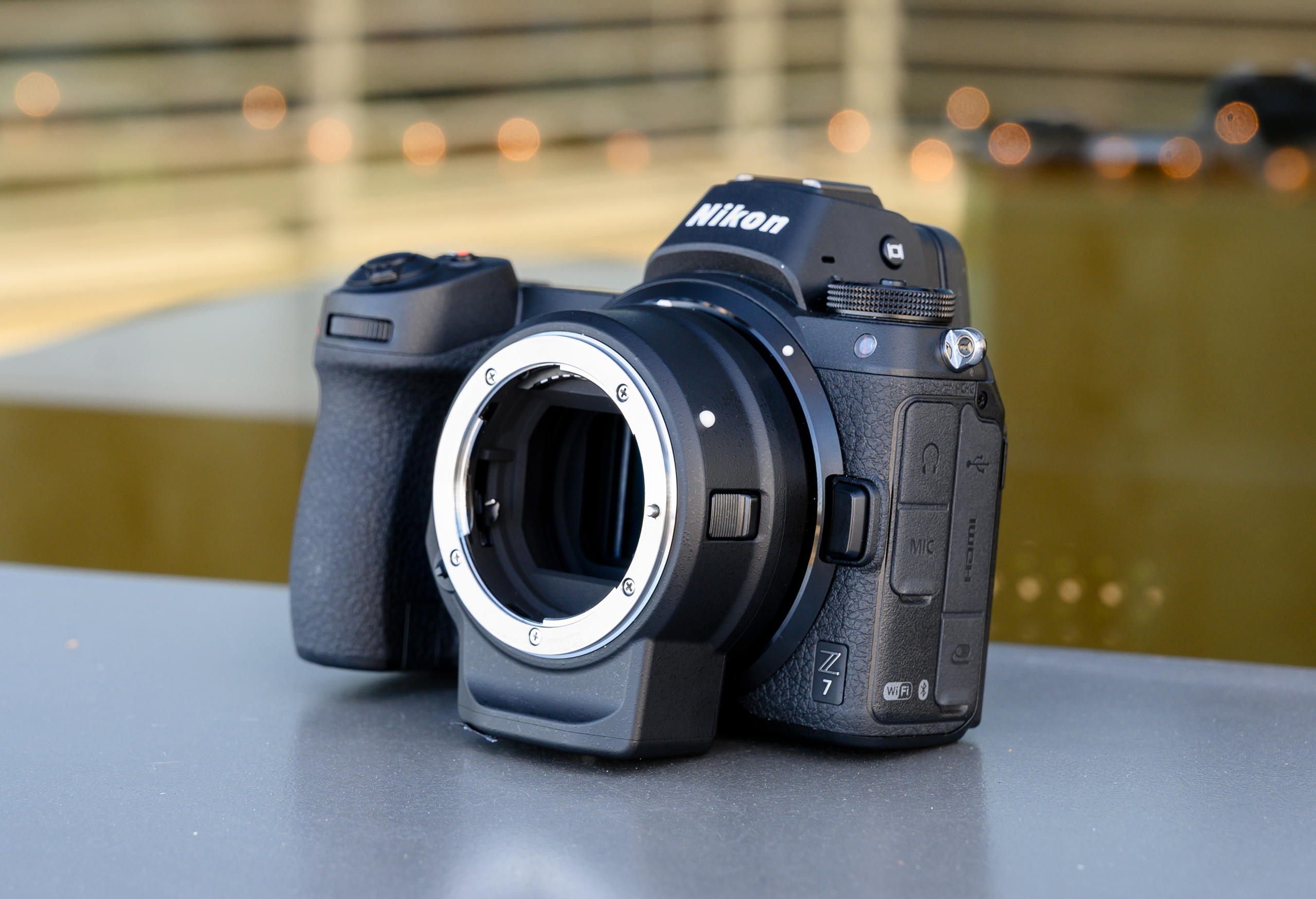 Nikon Had To Do Something To Stay In >> Nikon Is Now Bundling Its Ftz Mount Adapter With Z6 Z7 Cameras Sold