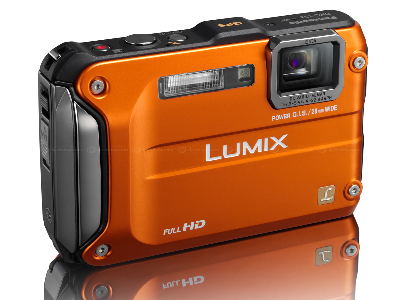 Panasonic S Newest Rugged Lumix Digital Camera Complete With Gps Comp Is Perfect For Capturing Stunning Photos And Hd Videos During Outdoor Activities