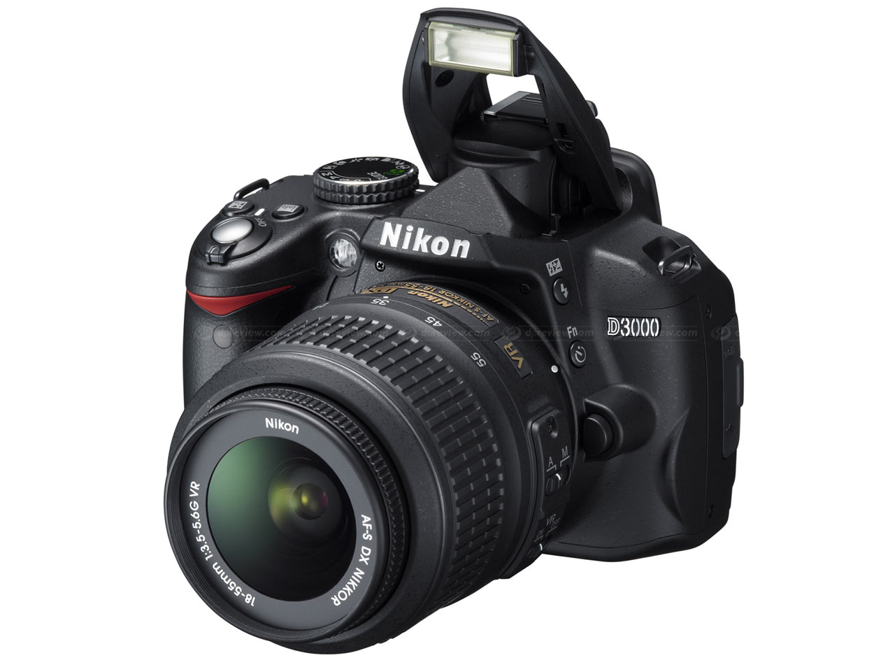 Nikon unveils d3000 entry level dslr digital photography review nikon guides the way with the launch of the d3000 baditri Images