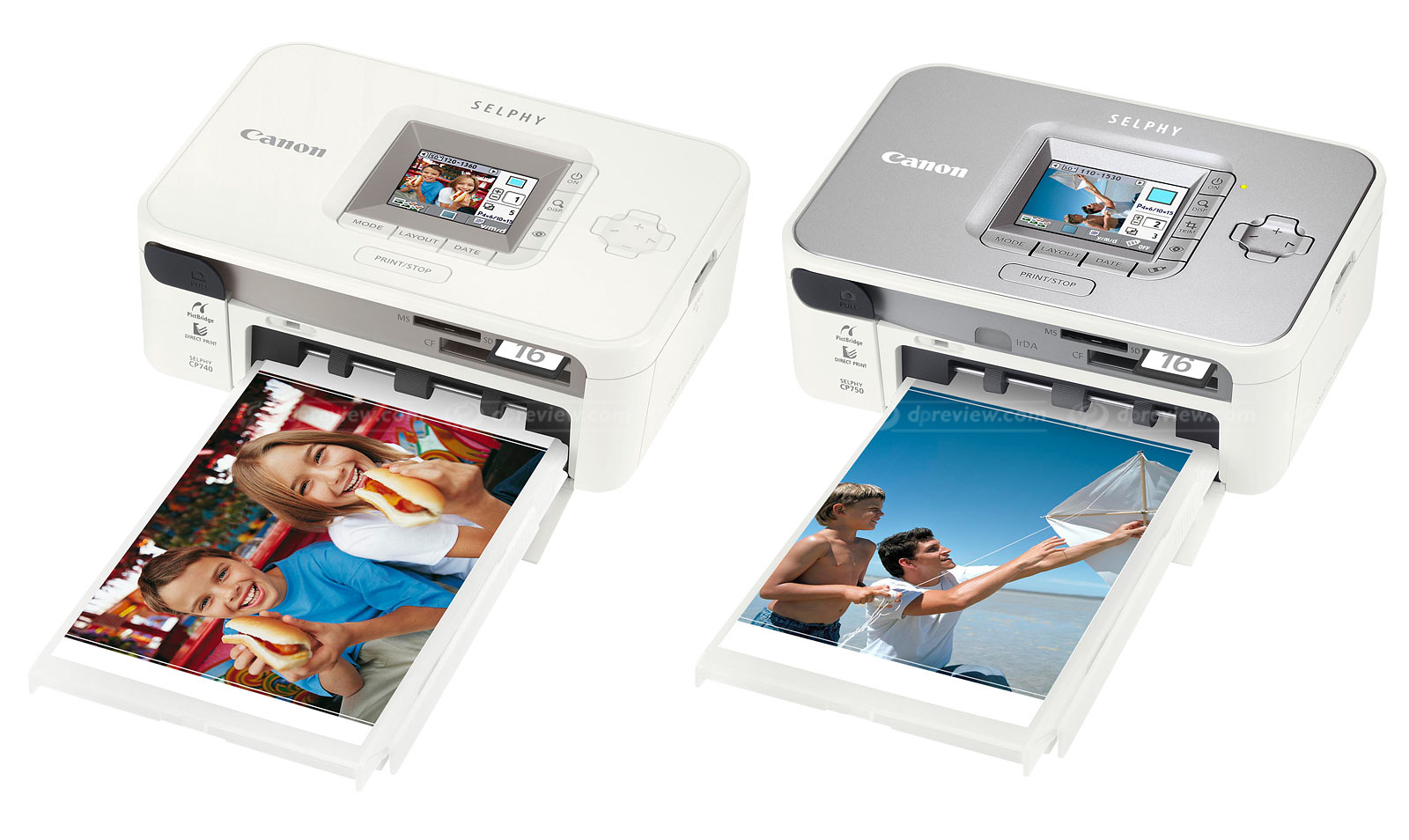 Canon SELPHY CP750 Printer Drivers for Windows