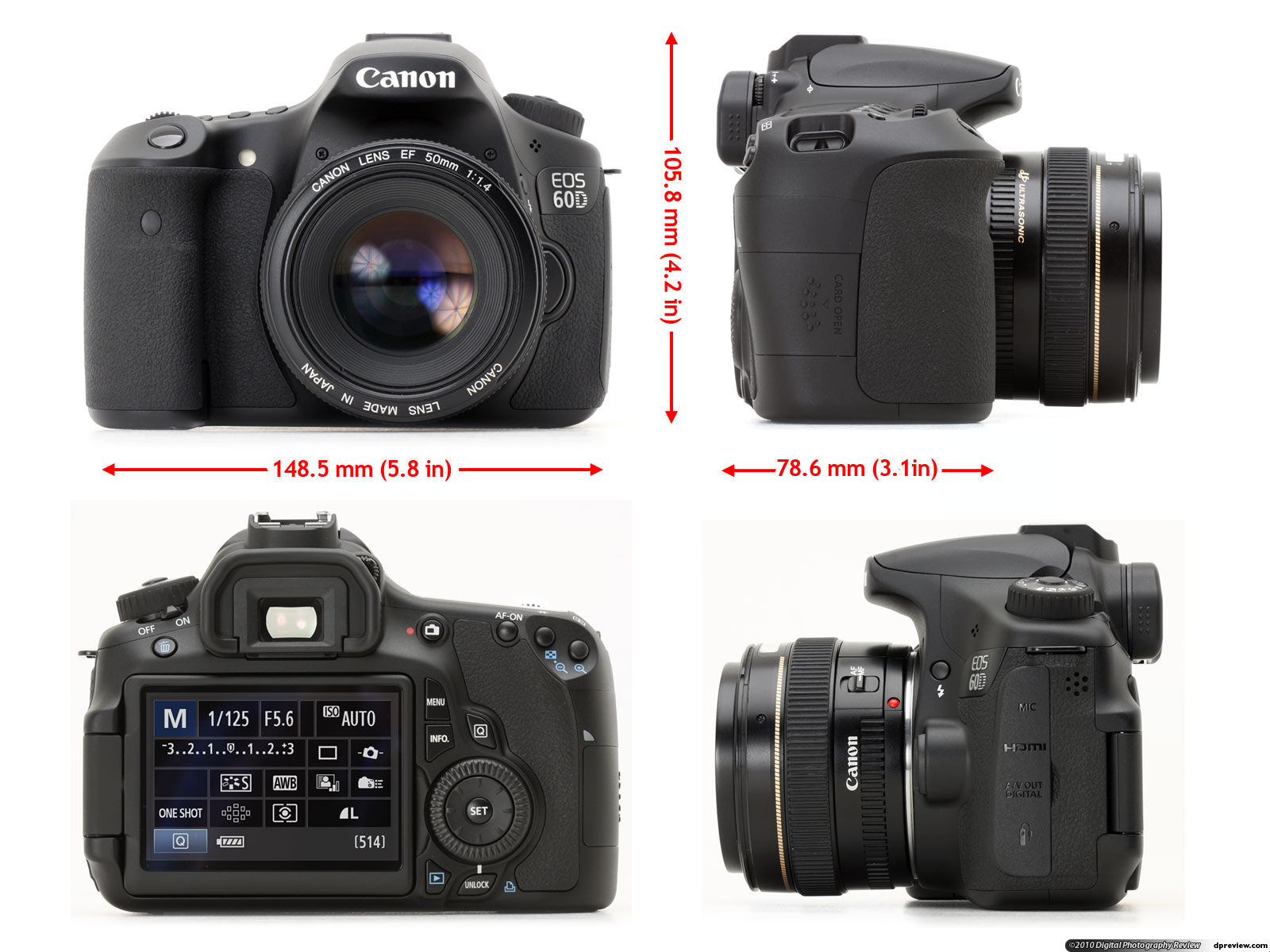 canon eos 60d review digital photography review. Black Bedroom Furniture Sets. Home Design Ideas