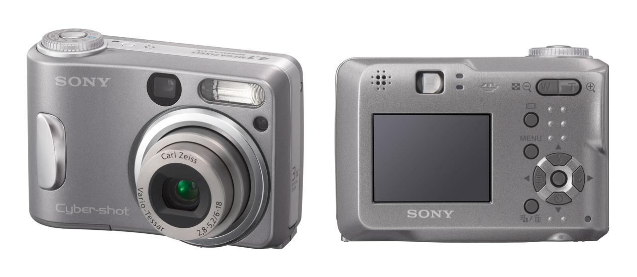 Sony cyber-shot dsc-s80: digital photography review.
