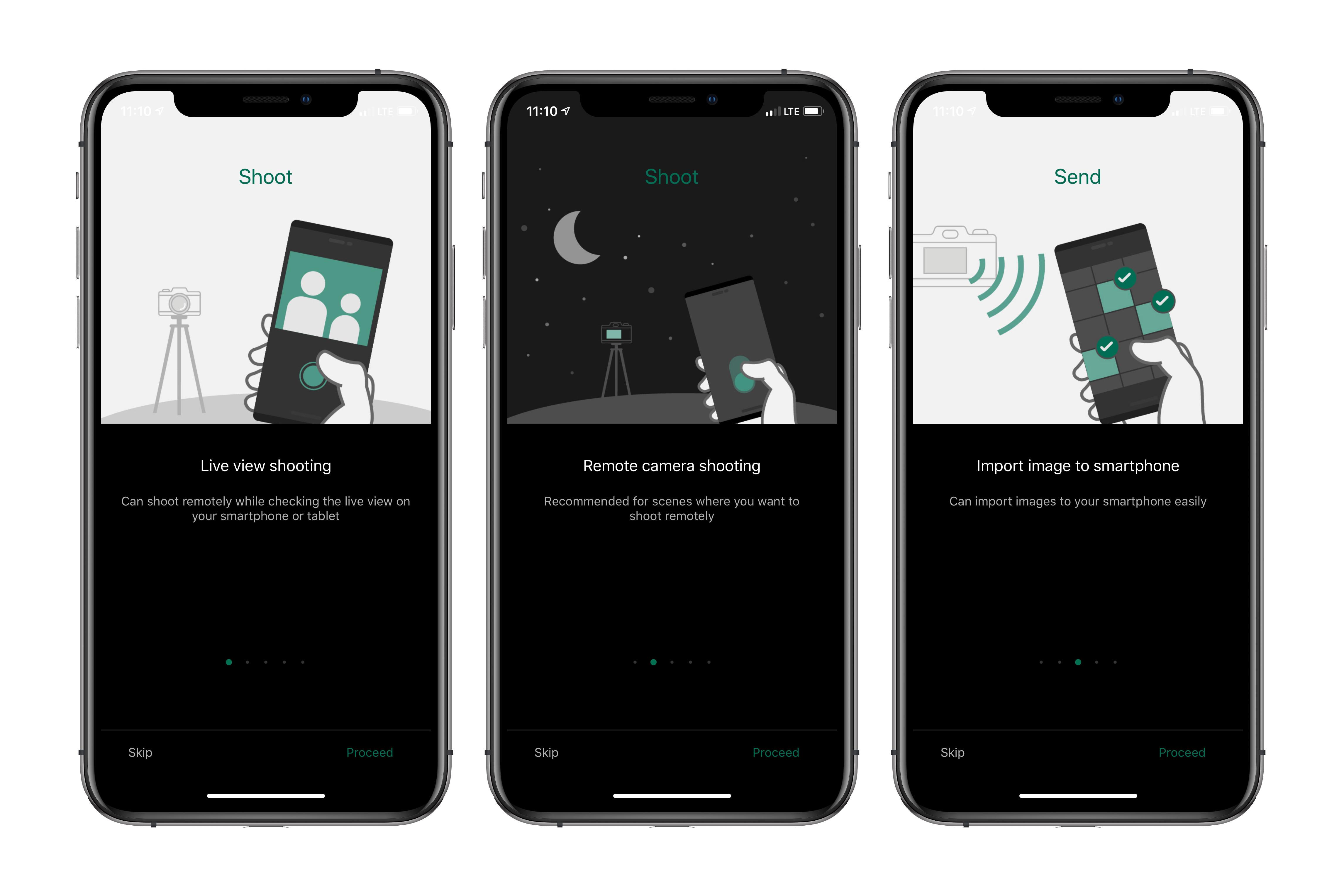Fujifilm Camera Remote app for iOS gets new UI, additional