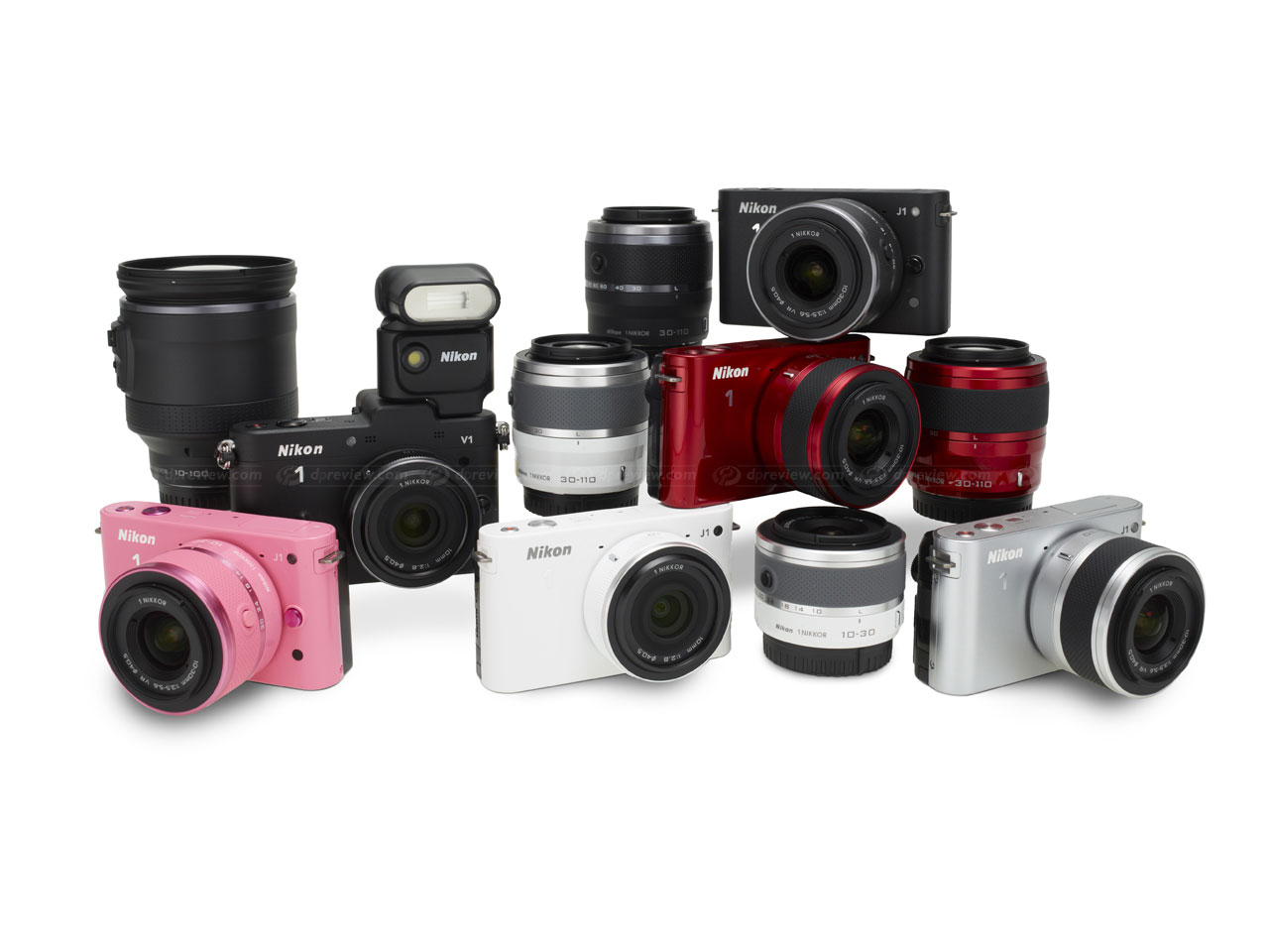 Opinion Does The Arrival Of Eos M3 Mean Canon Is Finally Taking Kit Ii Ef M18 55 Stm Ampamp M55 200 Nikons 1 System At Launch In 2011 Consisted A Beginner Friendly J1 Model And More Enthusiast Aimed V1 With Built Viewfinder