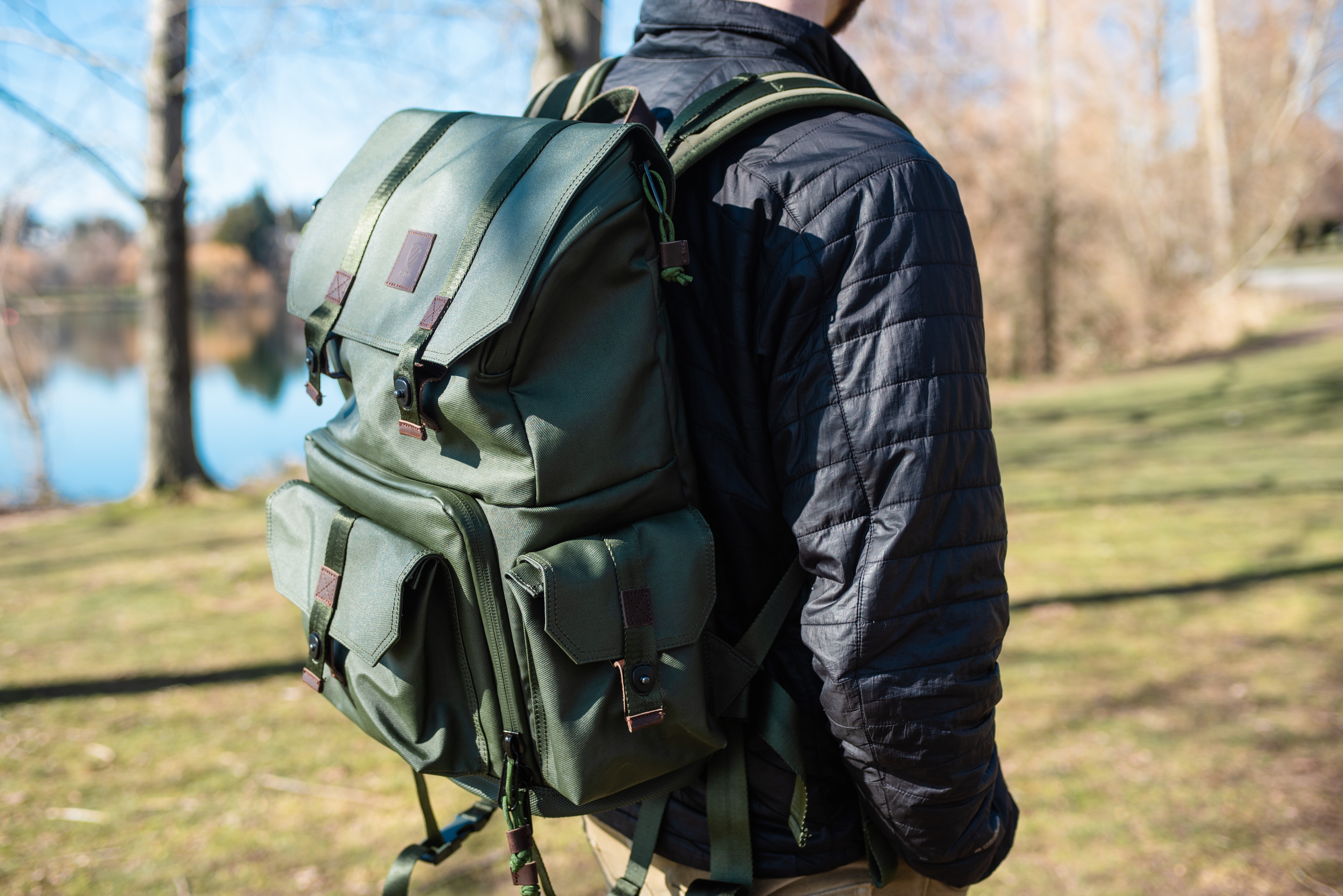Review Langly Alpha Globetrotter Backpack Is More Style