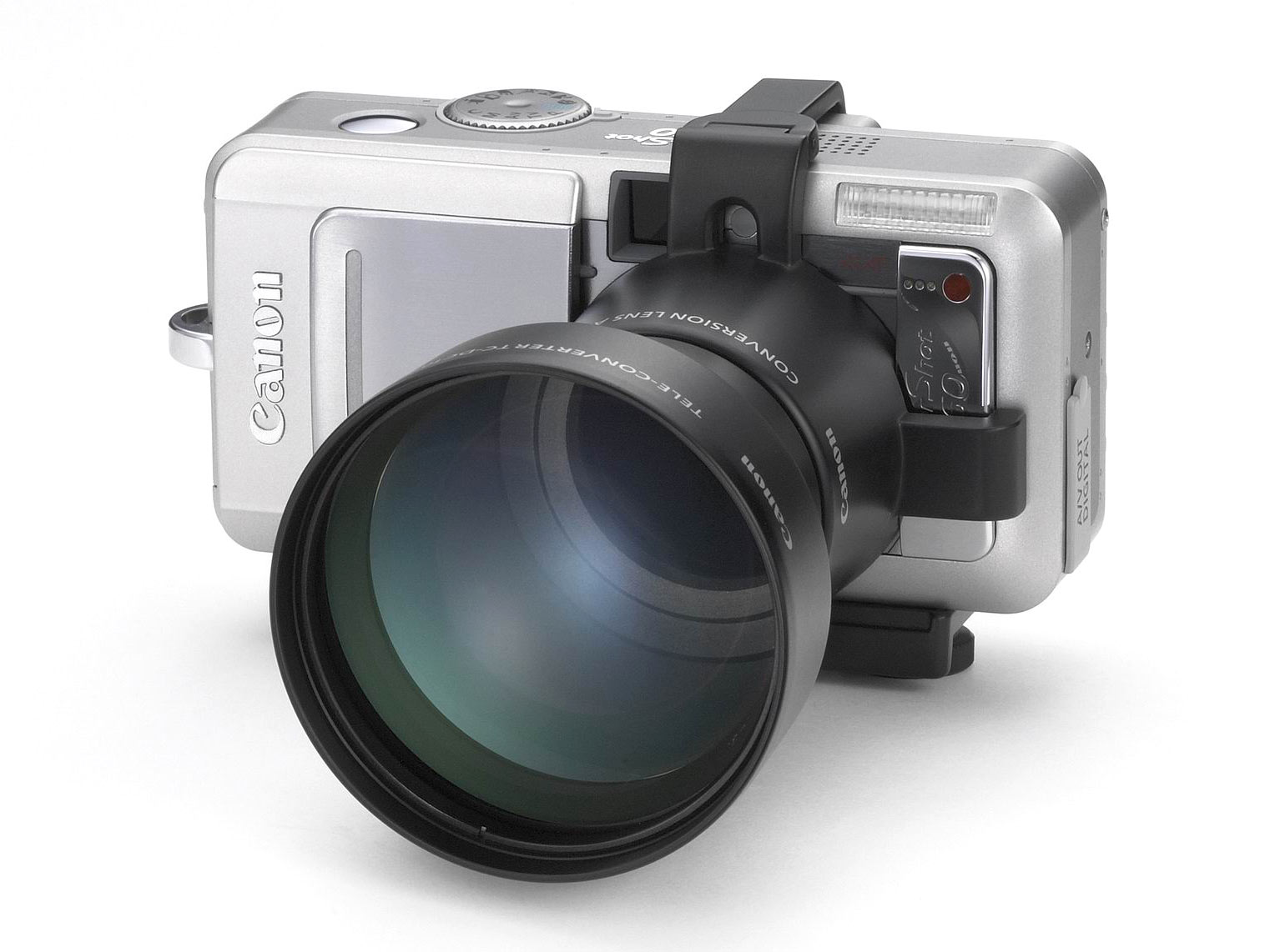 Canon Powershot S60 Digital Photography Review