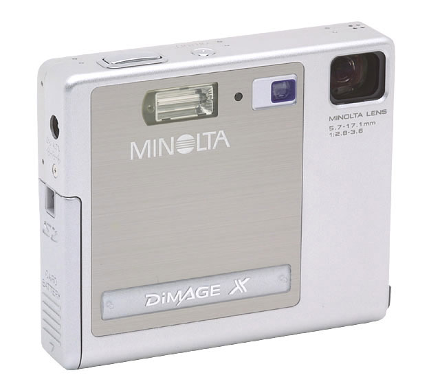throwback thursday minolta dimage x digital photography review rh dpreview com Minolta DiMAGE 7I Minolta DiMAGE Scan Dual