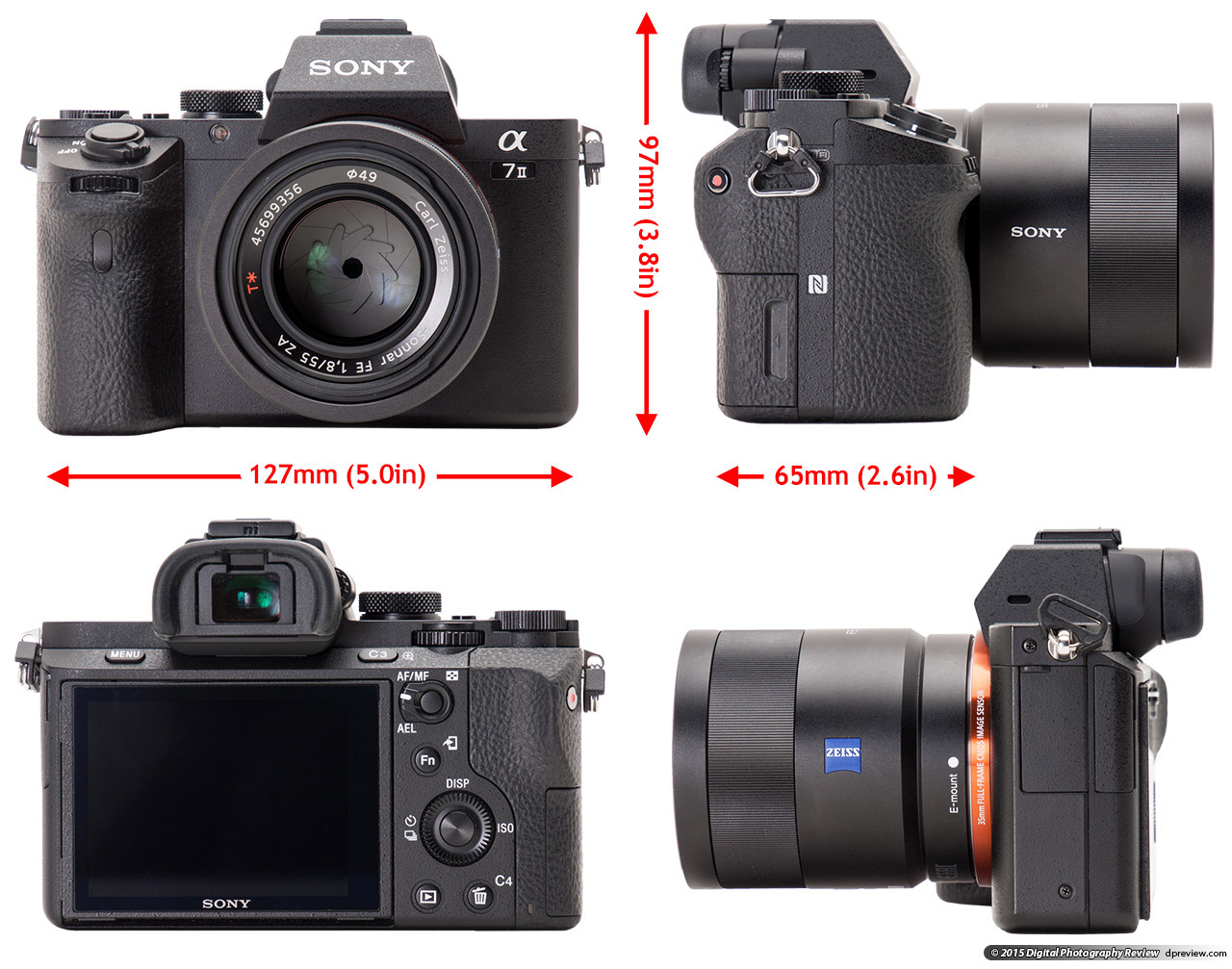 Sony Alpha a7 II Review: Digital Photography Review