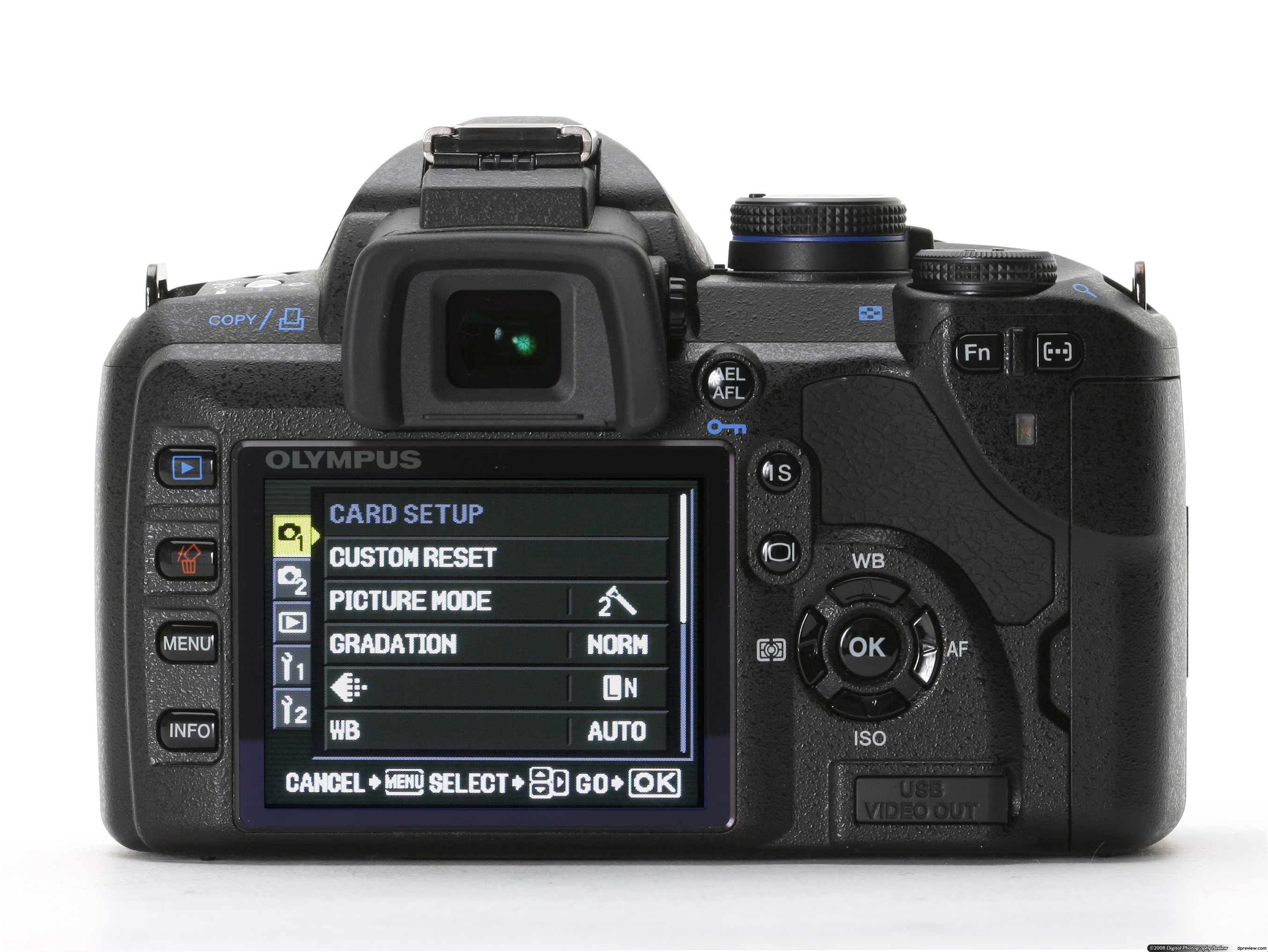 olympus launches e 520 digital photography review rh dpreview com