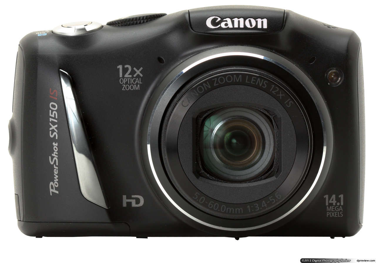 NEW DRIVERS: CANON SX150 IS