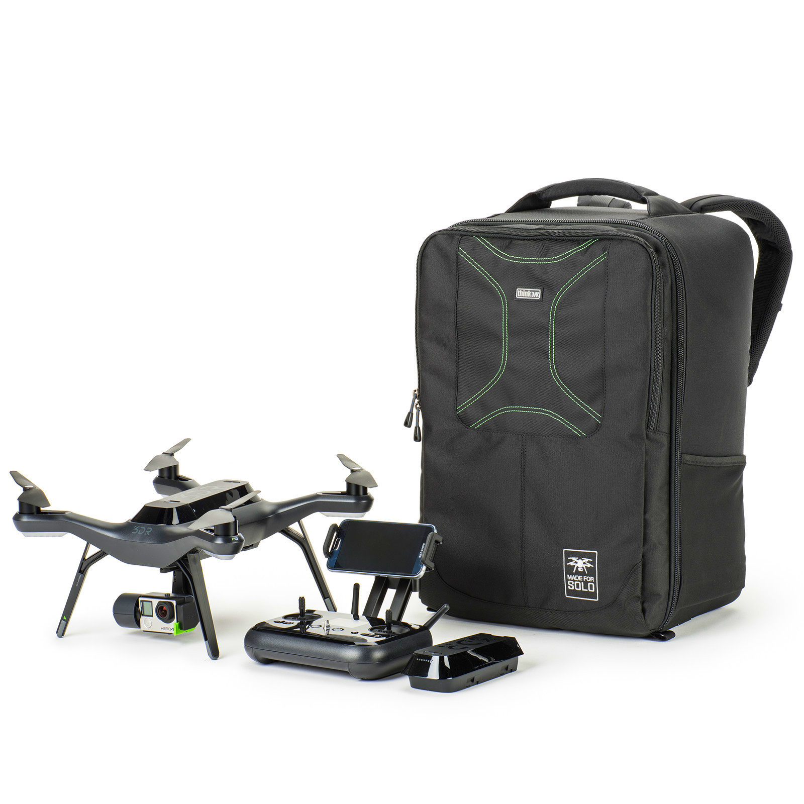 Think Tank Airport Helipak For 3dr Solo Drone And Airport
