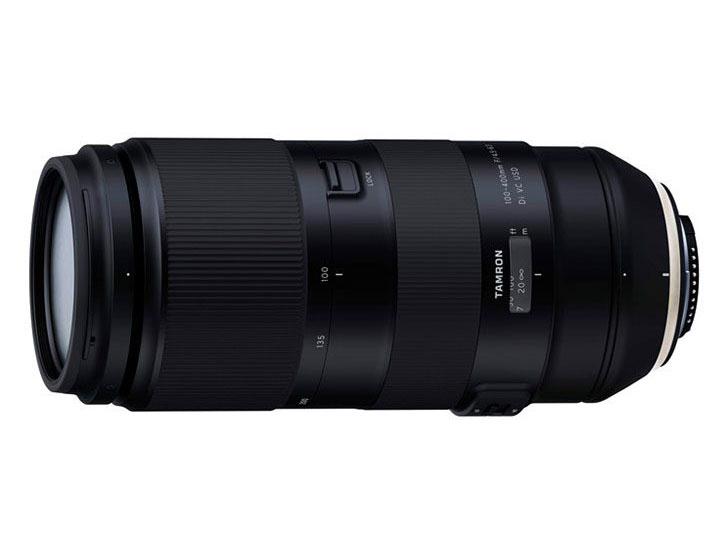 Tamron developing lightweight, compact 100-400mm F4.5-6.3 lens ...