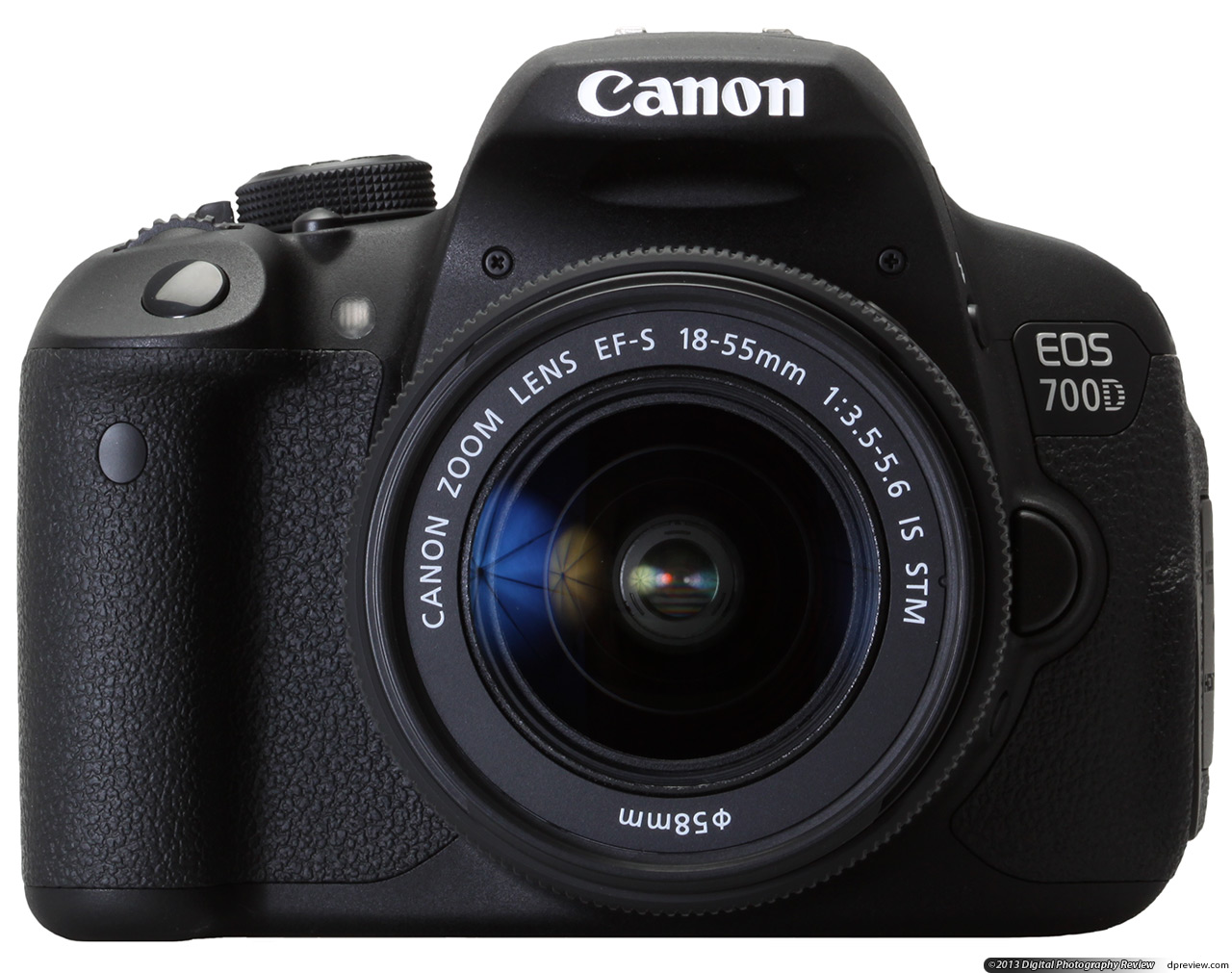 Canon EOS 700D/Rebel T5i In-Depth Review: Digital