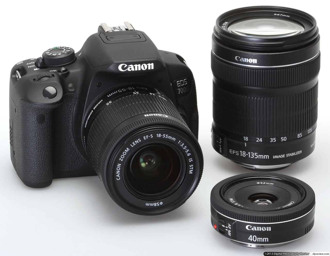 Canon EOS 700D/Rebel T5i In-Depth Review: Digital ...
