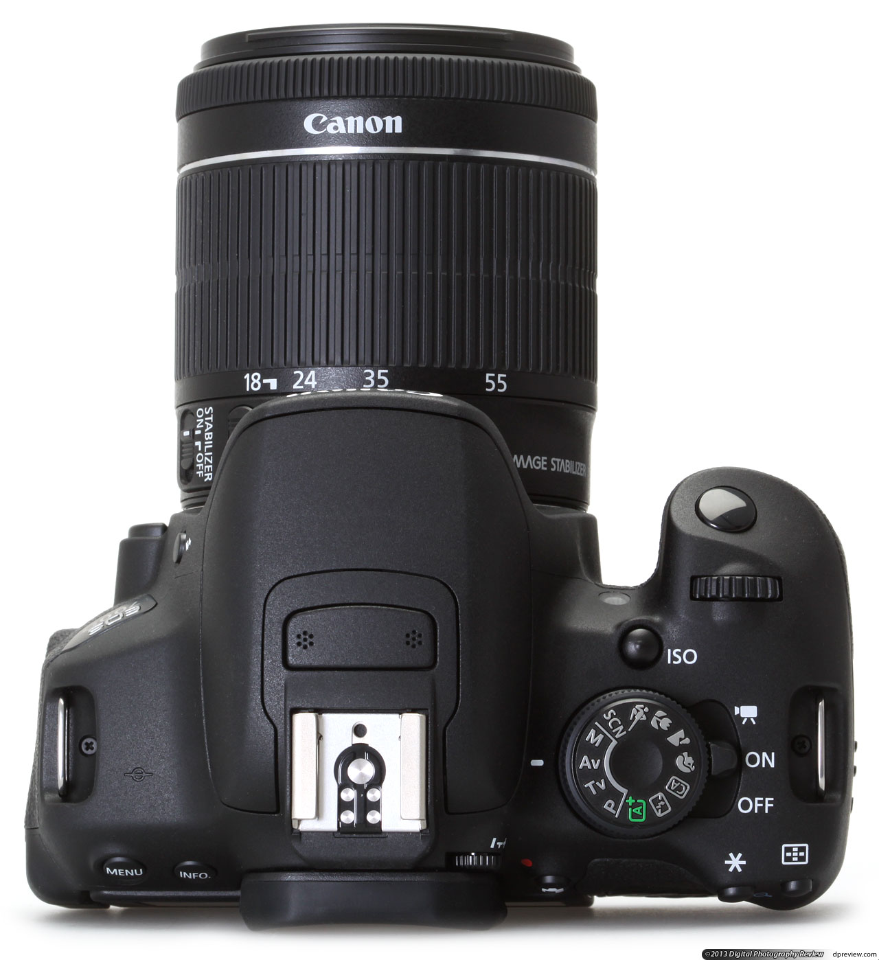Iso Meaning Photography >> Canon EOS 700D/Rebel T5i In-Depth Review: Digital Photography Review
