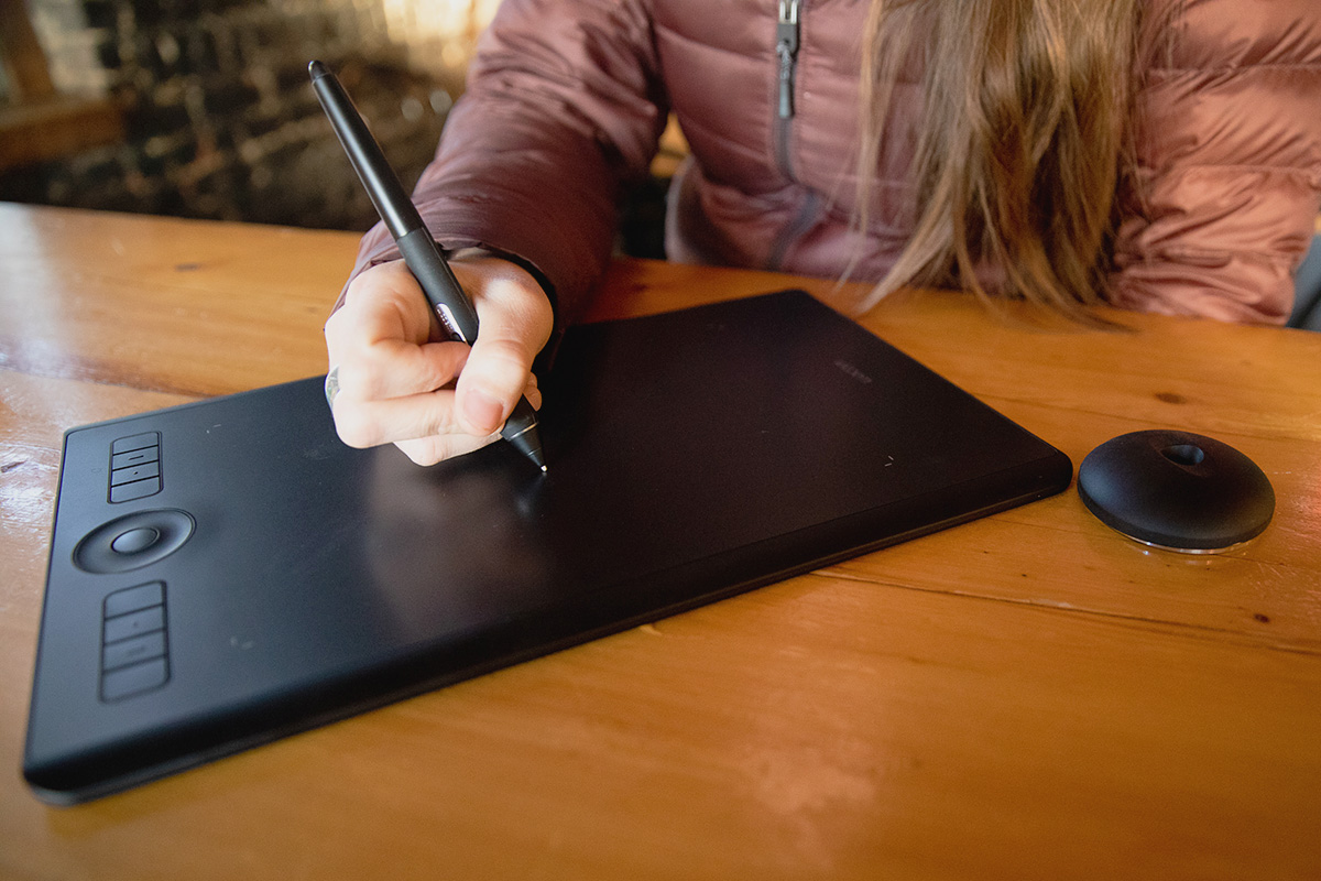 Review: The Wacom Intuos Pro is a workflow-boosting machine: Digital
