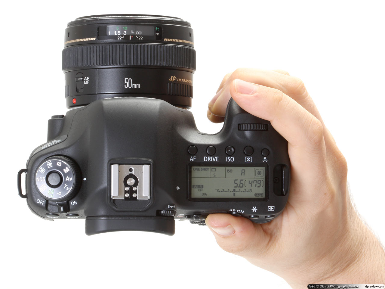 how to use canon eos 6d