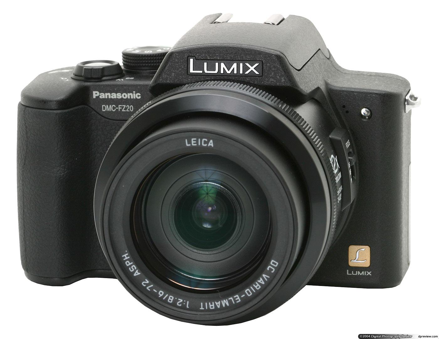 panasonic lumix dmc fz20 review digital photography review rh dpreview com panasonic lumix dmc-fz10 digital camera manual panasonic dmc-fz10 manual