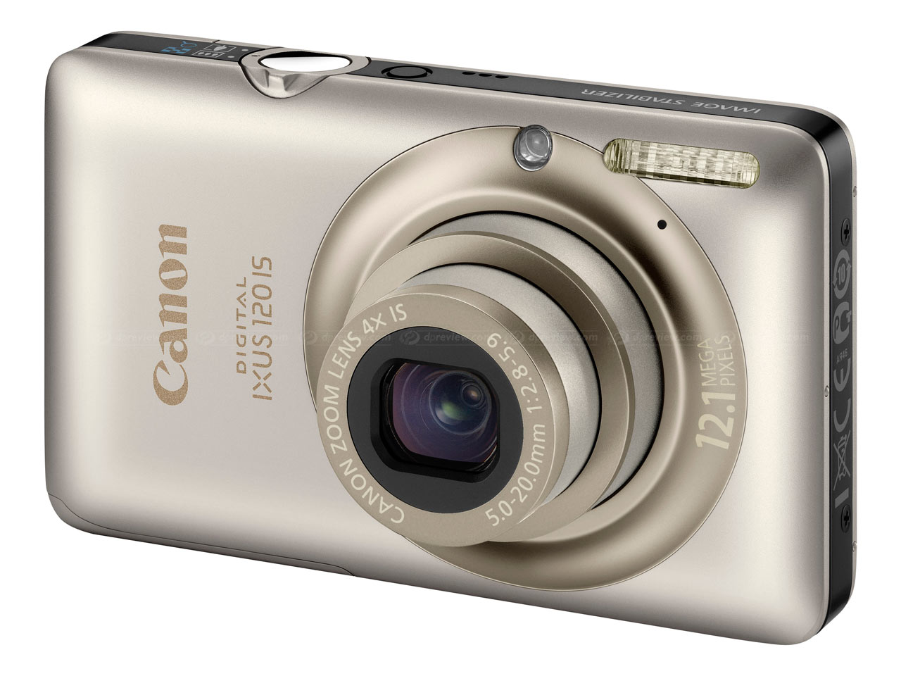 canon ixus 980 is manual