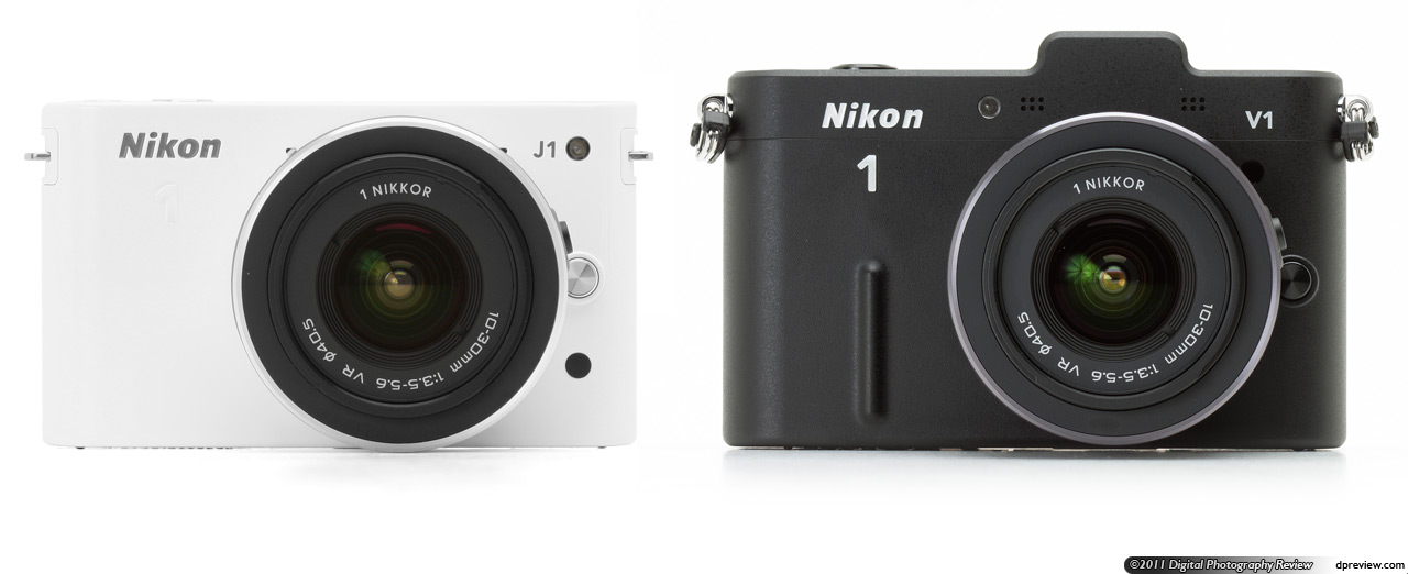 Nikon 1 v1 j1 review