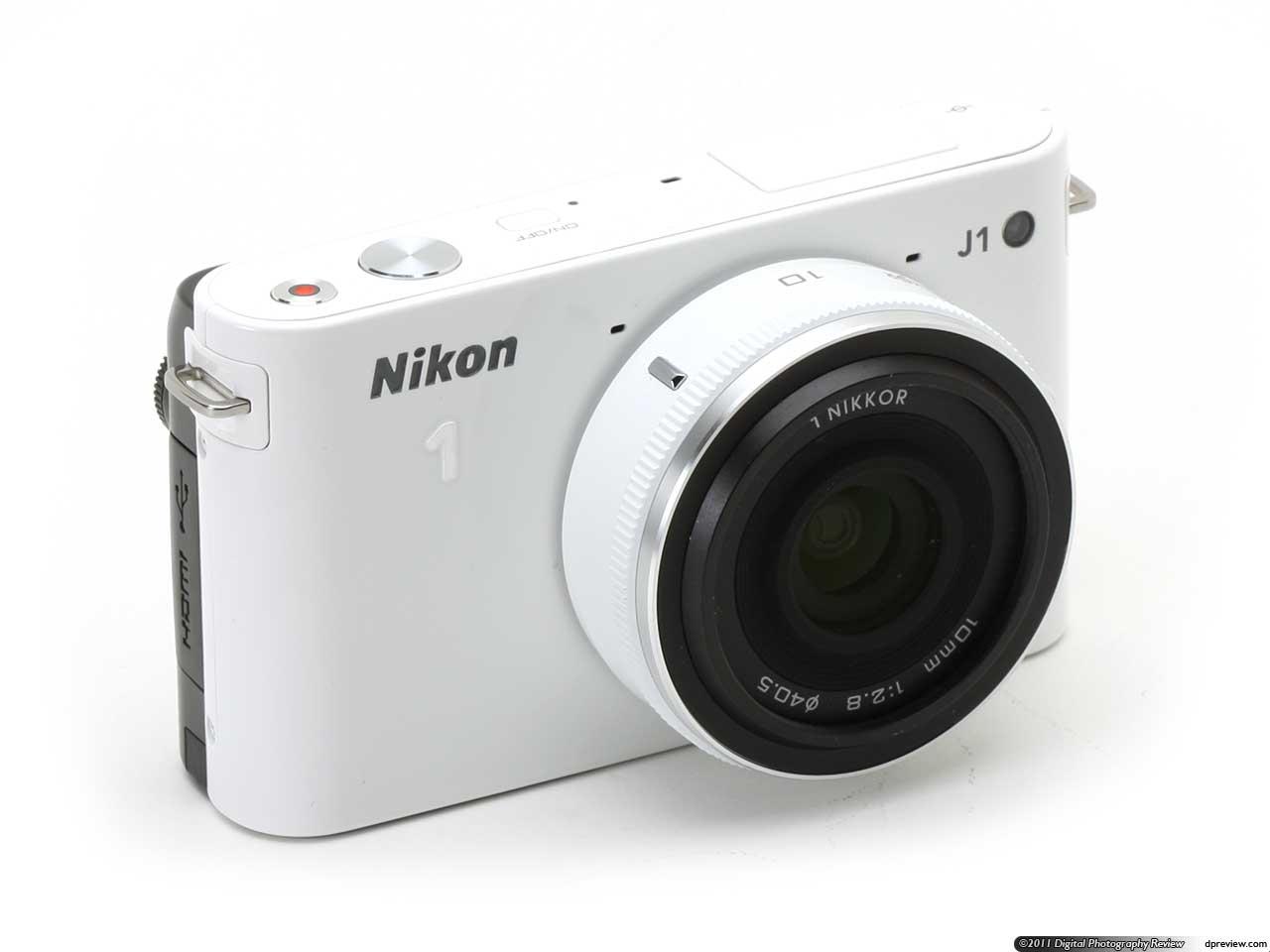 Nikon 1 j1 review update - YouTube