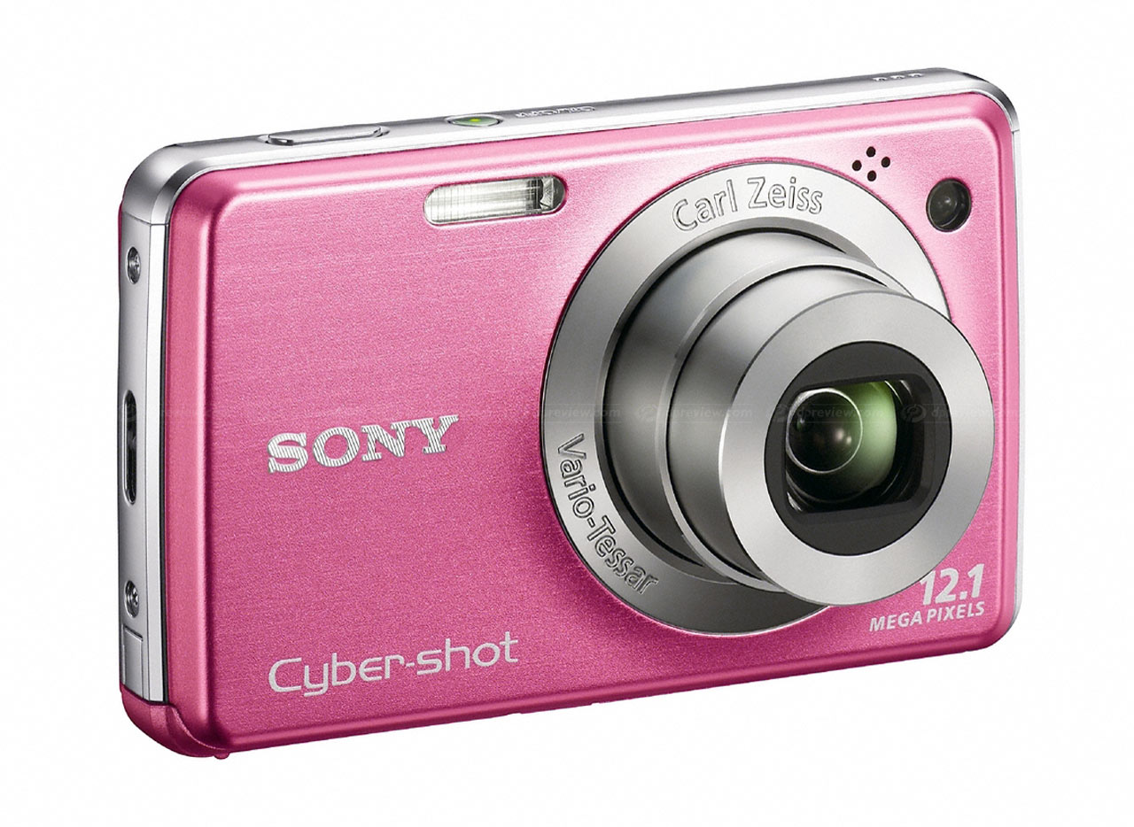 Sony Unveils Cyber Shot Dsc W220 Digital Photography Review