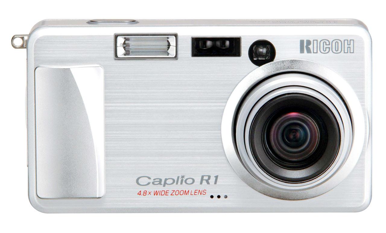 RICOH Caplio R1/RZ1 Camera Drivers for Windows 10