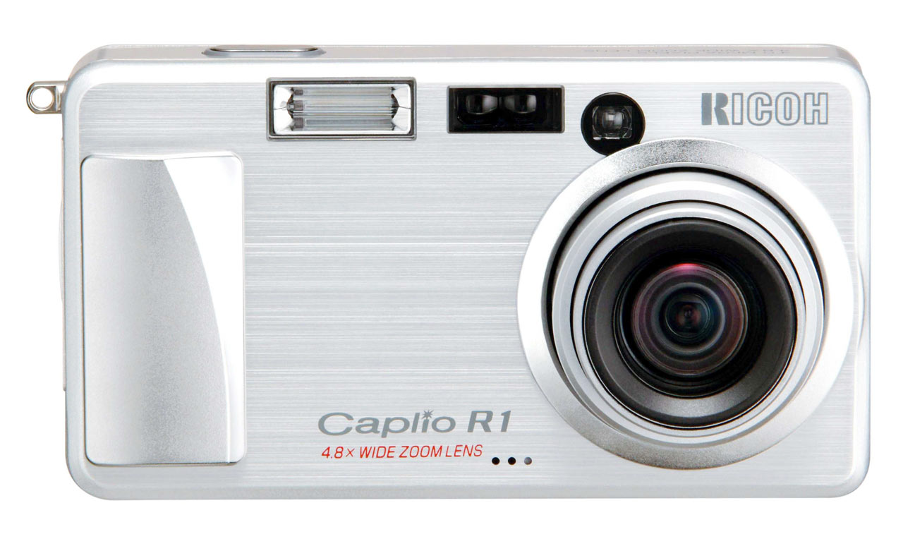 RICOH Caplio R1/RZ1 Camera Last