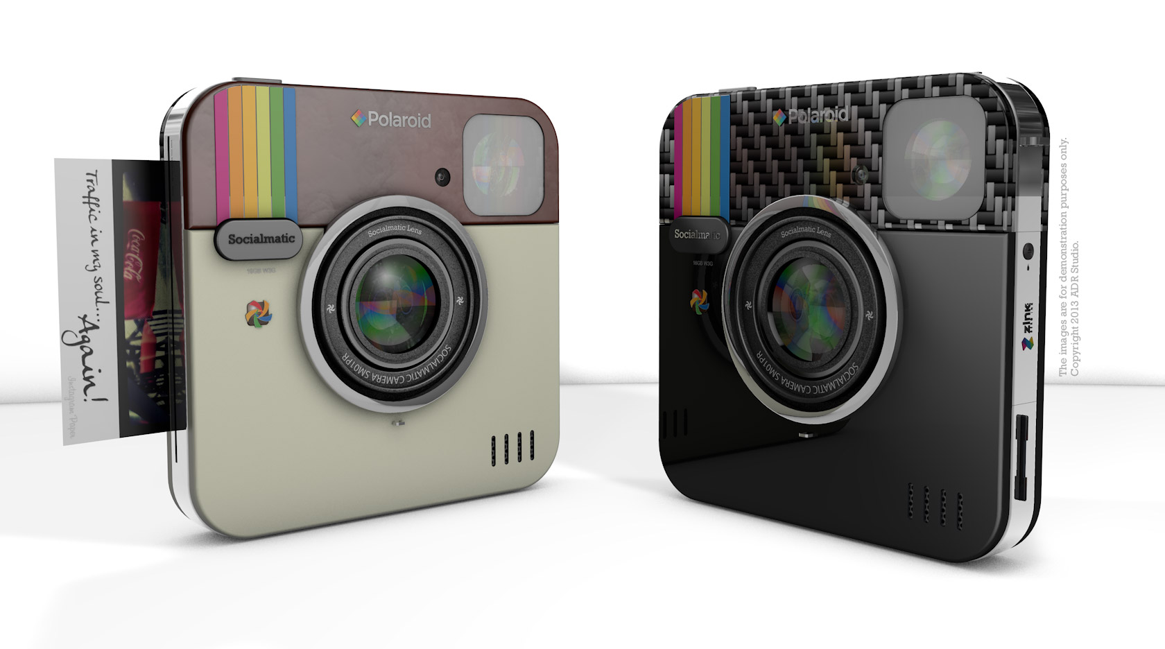 Polaroid Socialmatic Camera could be reality by next year: Digital ...