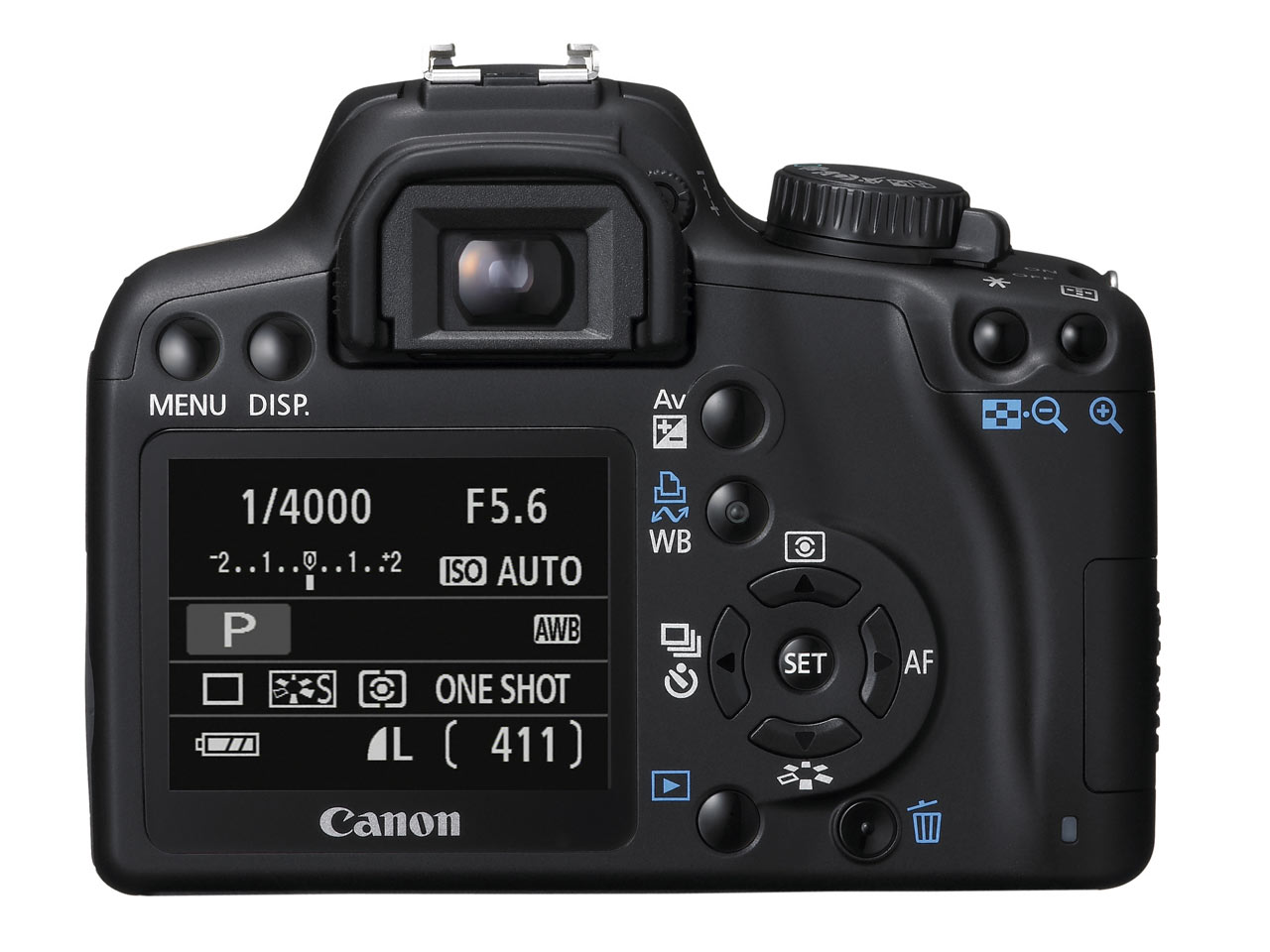 Canon Launches EOS 1000D Rebel XS Digital Photography