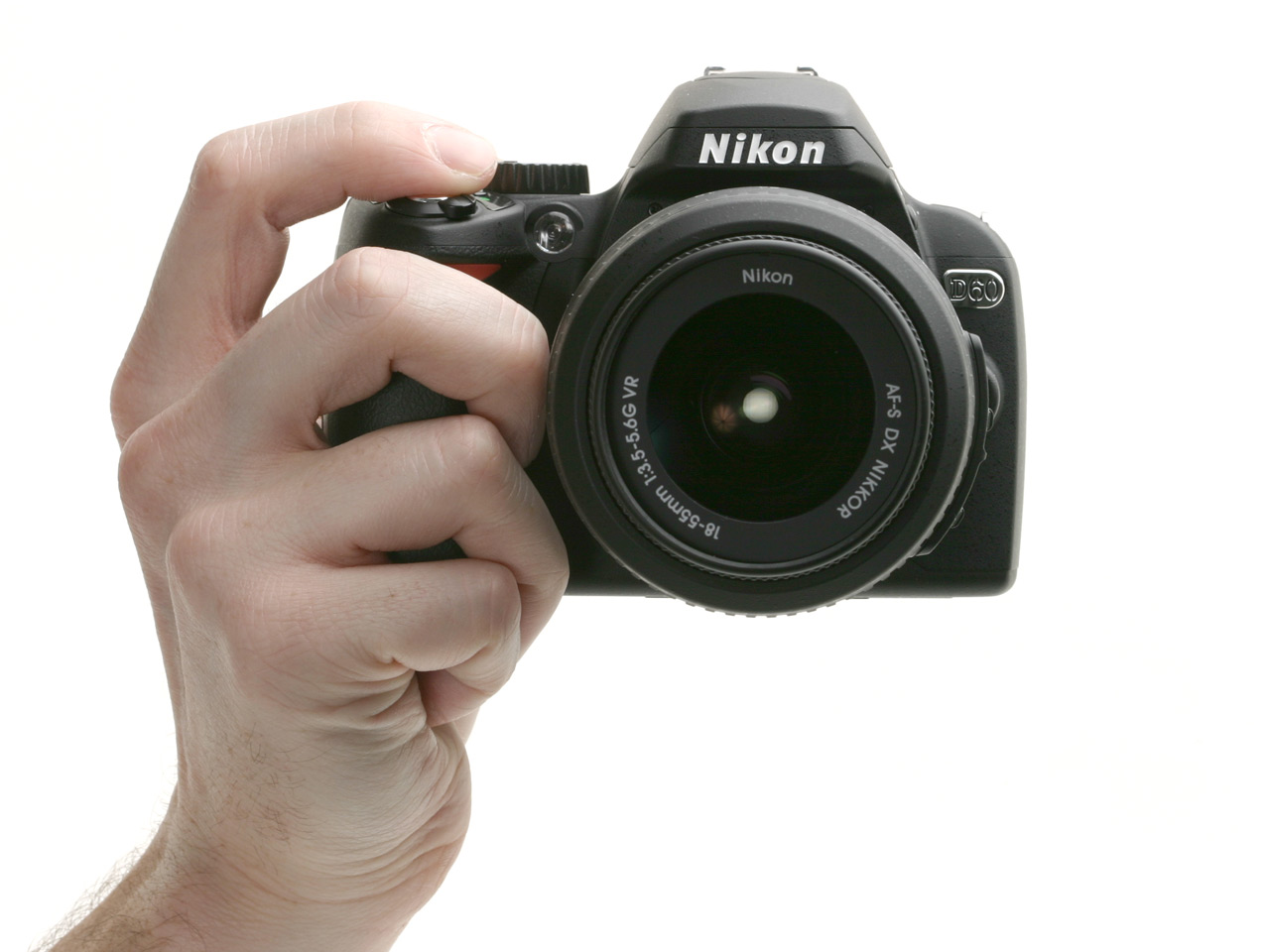 Nikon D60 brief hands-on: Digital Photography Review
