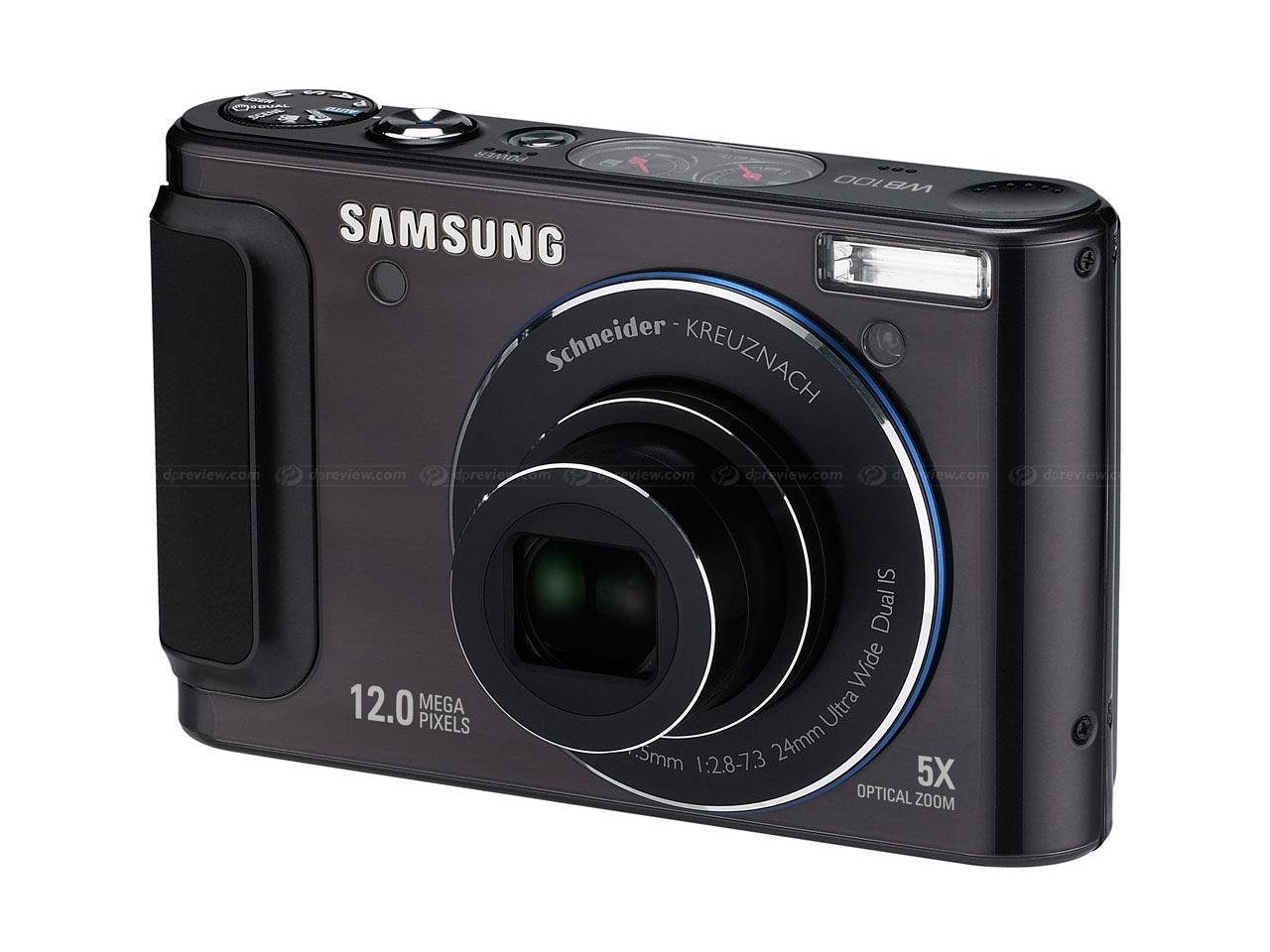 samsung releases tl320 hz15w wide angle compacts digital rh dpreview com manual da maquina fotografica samsung wb100 Samsung Red WB100