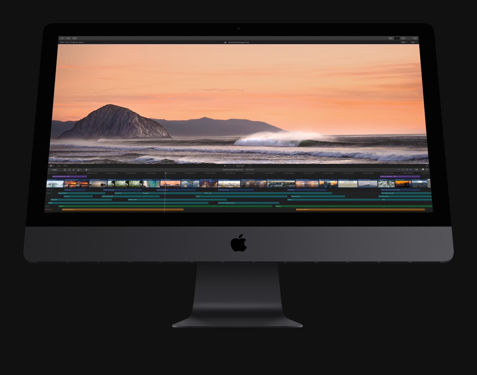 Apple introduces new ProRes RAW video format with Final Cut Pro X
